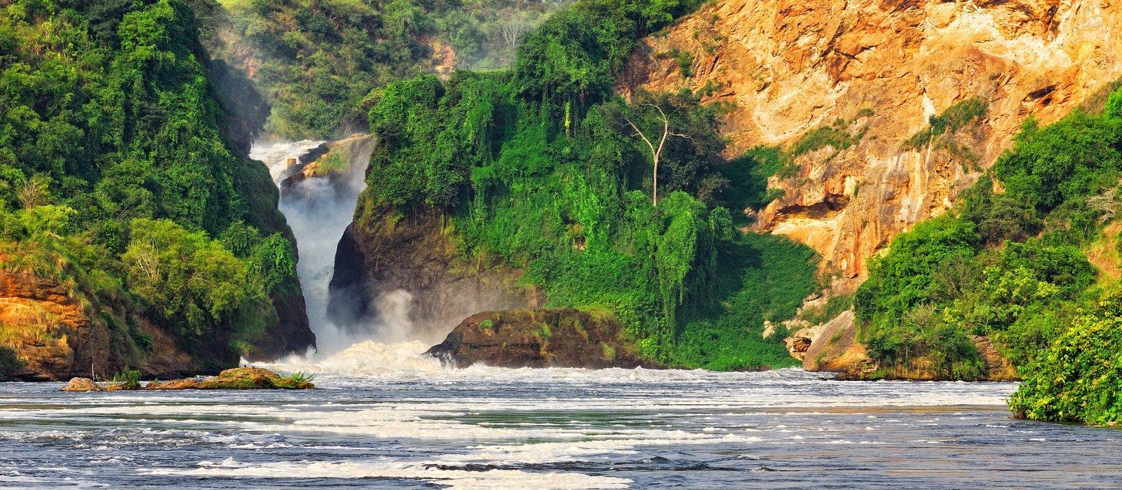 Destination Uganda Safari - Murchison Falls