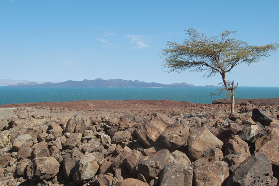 Lake Turkana Kenya