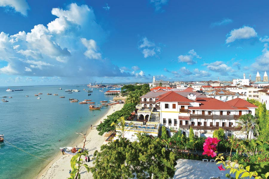 Zanzibar Island Tours and Holidays