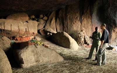 Cave Exploration Uganda