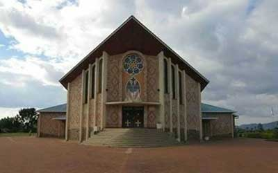 Historical Site In Rwanda