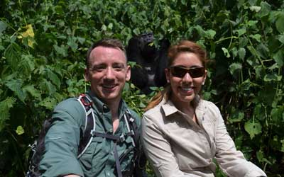 Uganda Honeymoon Safari