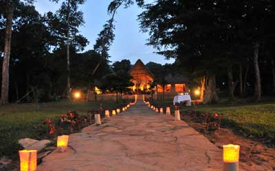 Relaxed Holiday In Uganda
